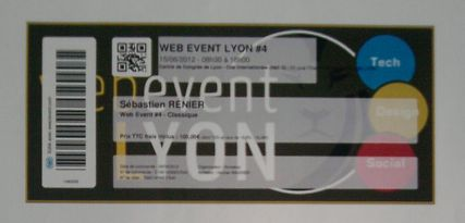 Web Event Lyon #4, les coulisses du salon