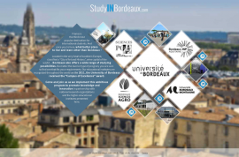 Study In Bordeaux, site One-Page